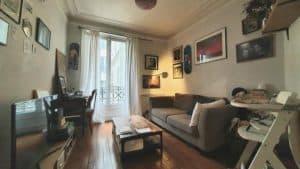 VENTE : ANCIEN – PARIS 11 – 34 m2 – 405 600 €